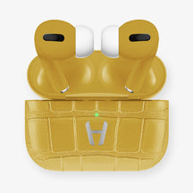 AirPods Pro Alligator AirPods Pro | Gold - Stainless Steel