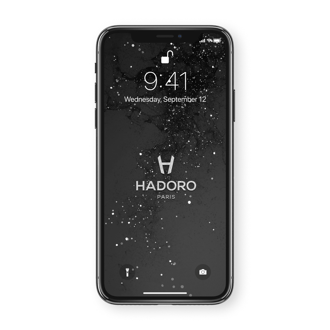 Hadoro iPhone 11 Pro Max Signature | Alligator - Stainless Steel - White
