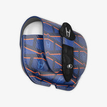 Monogram Mini Bag Case Airpods Pro|Navy Blue/Alligator Black - Stainless Steel
