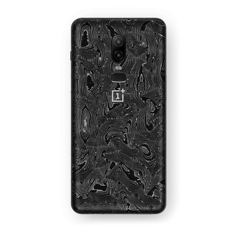 Hadoro OnePlus 6 Carbon | Black Default