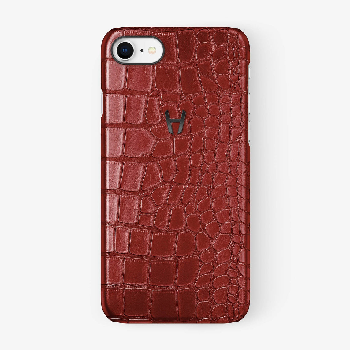 Alligator Case iPhone 7/8 | Red - Black