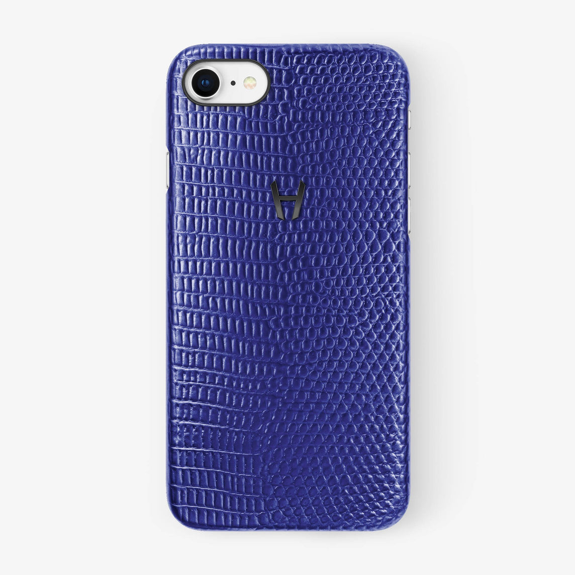 Blue Lizard iPhone Case for iPhone 7/8 finishing black - Hadoro Luxury Cases