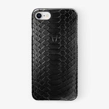 Python Case iPhone 7/8 | Black - Black without-personalization