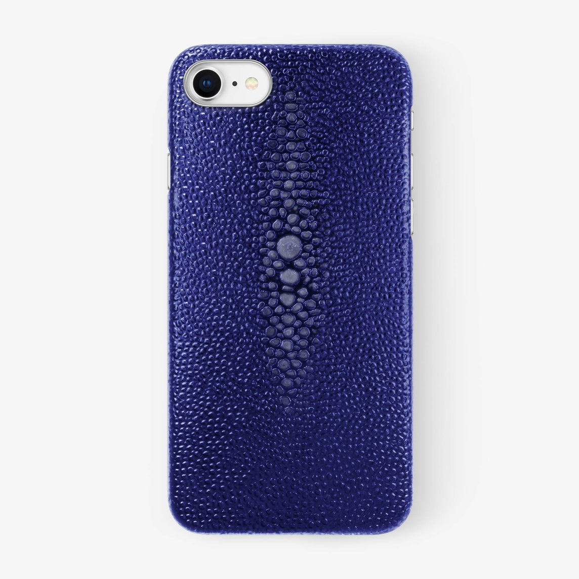 Stingray Case iPhone 7/8 | Blue - Stainless Steel