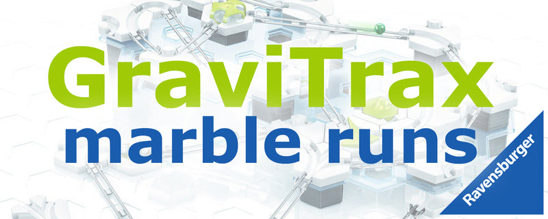 GraviTrax Marble Run Systems from Ravensburger