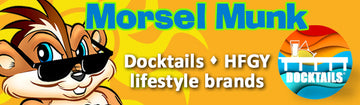 Morsel Munk - home to Docktails and Have Fun Grow Young (HFGY) lifestyle brands