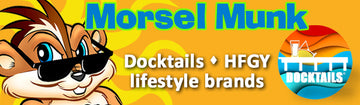 Morsel Munk - home of Docktails and Have Fun Grow Young lifestyle brands