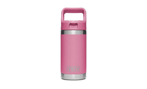 YETI Rambler Jr. 12oz Kids Bottle in Harbor Pink