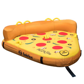 Solstice Pizza Slice Towable Tube - 2 Person