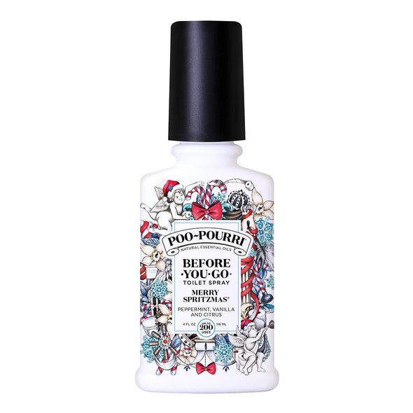 PooPourri Merry Spritzmas four ounce spray