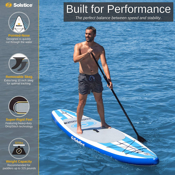 Bora Bora Inflatable Stand Up Paddle Board