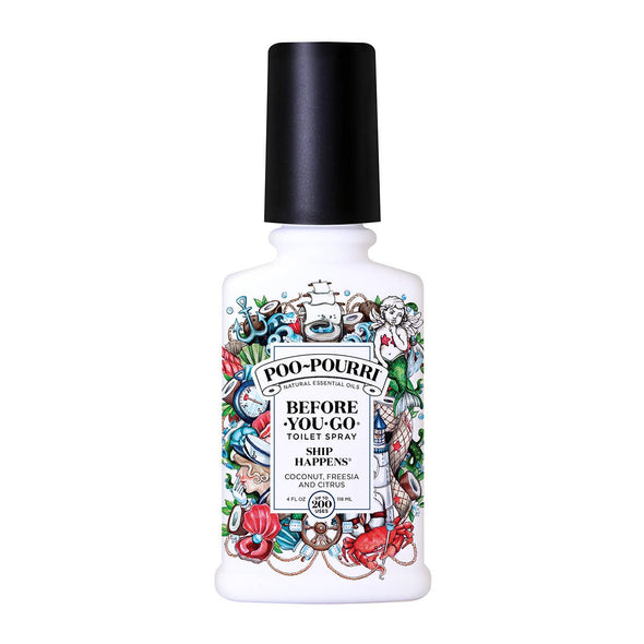 PooPourri Ship Happens Four Ounce Spray