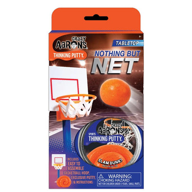 Crazy Aaron's Basketball Nothing But Net Putty