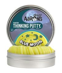 Crazy Aaron's Blue Moon Thinking Putty 4""