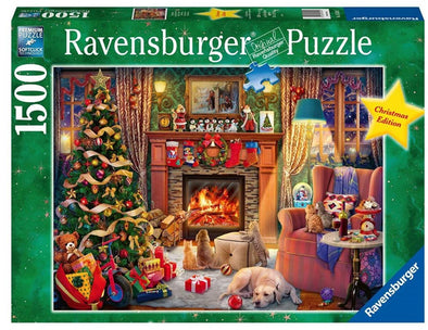 Christmas Eve Ravensburger 1500 Piece Puzzle