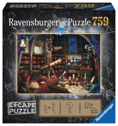 Ravensburger Space Observatory Escape Puzzle