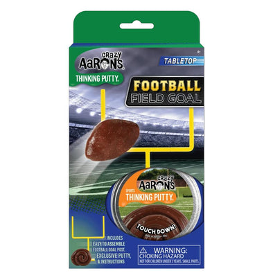 Crazy Aaron's Football Field Goal Putty