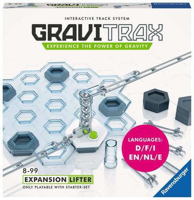 GraviTrax marble run expansion lifter set