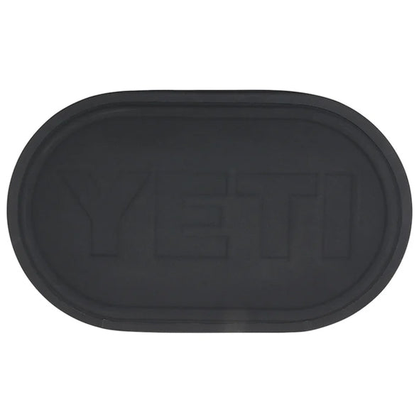 YETI Hopper M30 Soft Cooler Bottom View - Charcoal