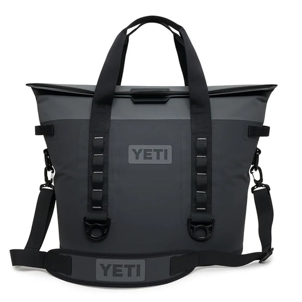 YETI Hopper M30 Soft Cooler - Charcoal