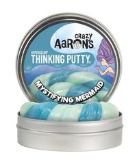 Crazy Aaron's Mystifying Mermaid Thinking Putty 4""