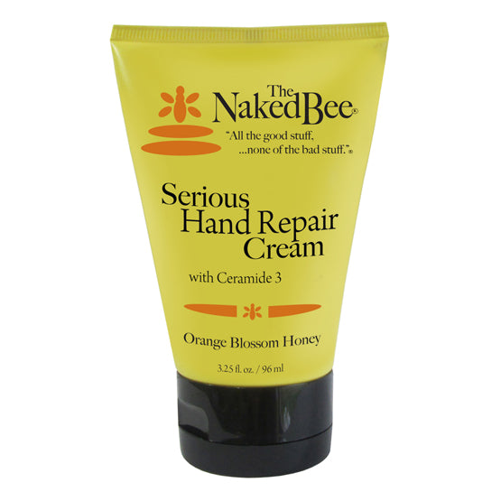 Orange Blossom Honey Serious Hand Repair Cream 3.25oz from The Naked Bee
