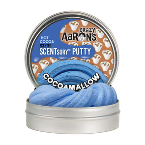 Crazy Aaron Scentsory Cocoamallow Thinking Putty