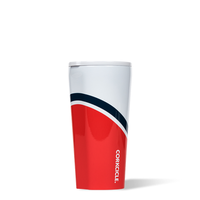 Corkcicle 16 ounce Tumbler in Regatta Red
