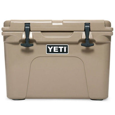 YETI Tundra 35 Hard Cooler in Tan