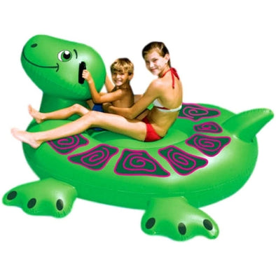Swimline Inflatable Giant Sea Turtle Float
