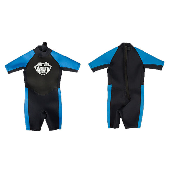 Boys blue wetsuit from White Knuckle