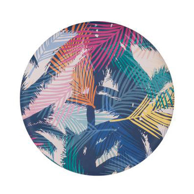 Waboba Wingman Foldable Silicone Disk in Palm Paradise pattern