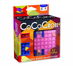 Coco Cross brainteaser puzzle