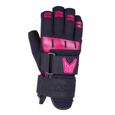 HO Women's World Cup 3/4 Waterski Gloves