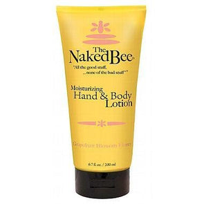 Grapefruit Blossom Honey hand lotion from The Naked Bee