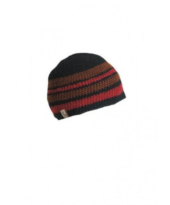 Turtle Fur nepal kids haden hat in black