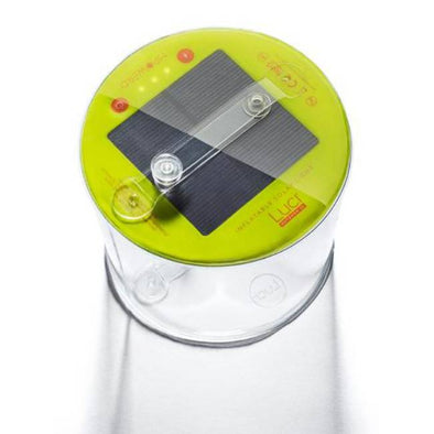 LUCI Inflatable Solar Lantern Outdoor 2.0 - White