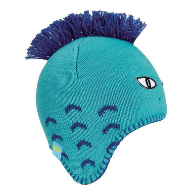 Turtle Fur lizard boy kid's hat