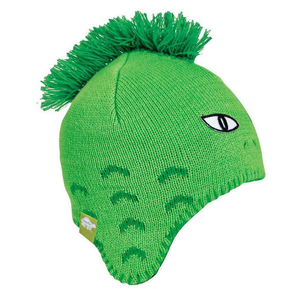 Lizard Boy Kids Hat
