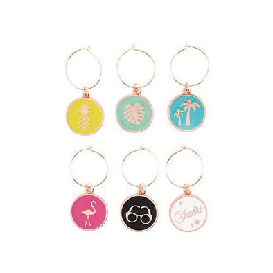 Palm Springs Wine Charms By Blush