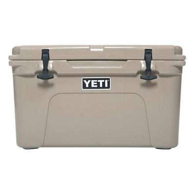 YETI Tundra 45 Tan Cooler