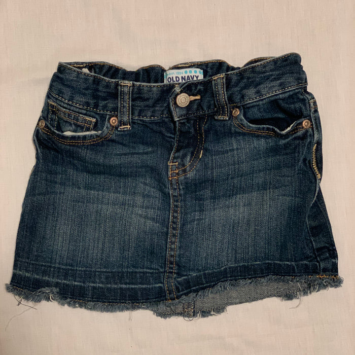Old Navy Jean skirt Size 6