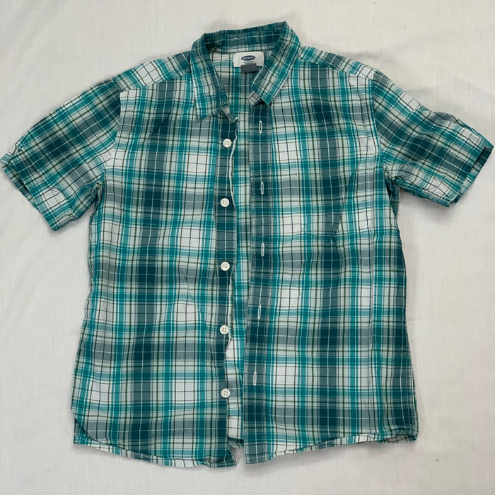 Old navy full button Size 8