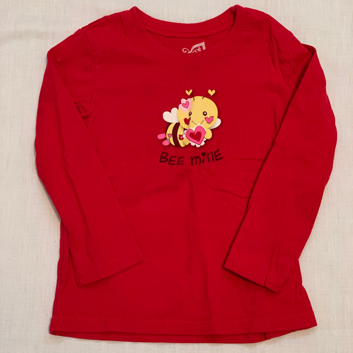 Childrens place long sleeve small stitched hole Size 3T