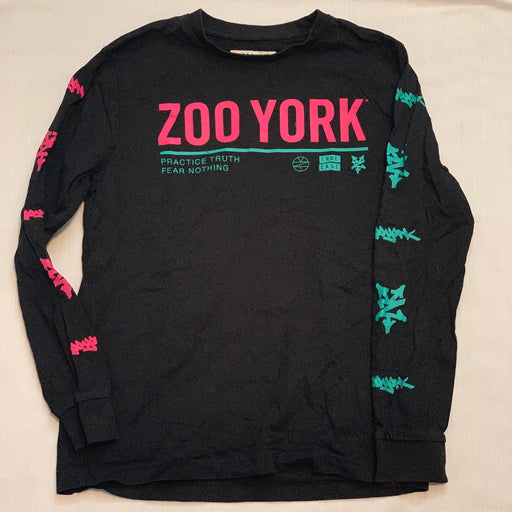 Zoo York long sleeve size 14(L)