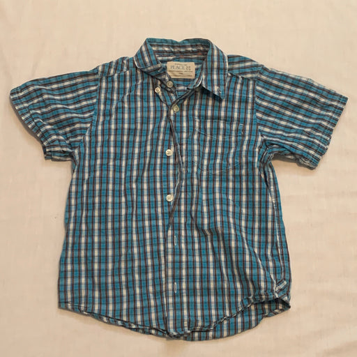 Childrens place dress shirt size 5/6