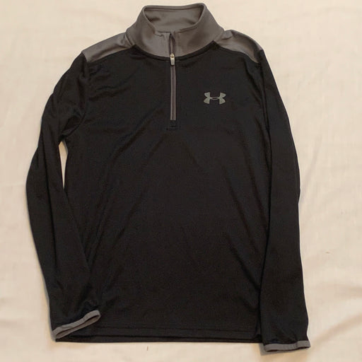 Under Armour dri fit pull over size 10-12 (YMD)