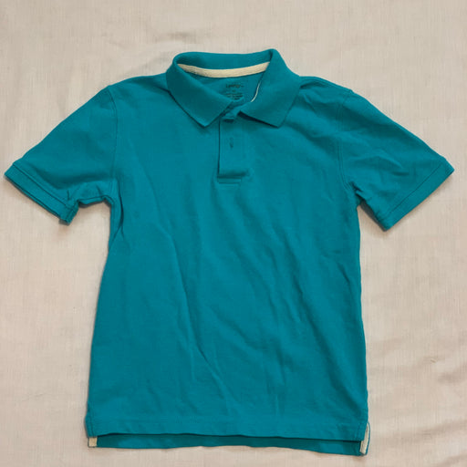 George blue golf shirt size 6X