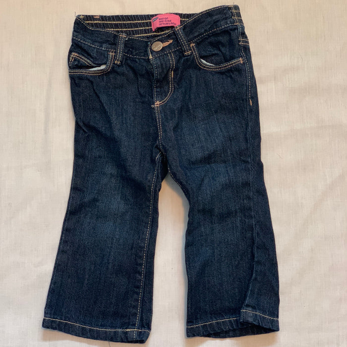 Old Navy boot cut jeans Size 12-18M