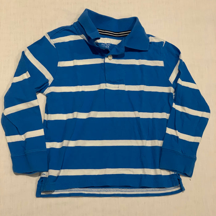 Childrens Place stiped shirt Size 4T